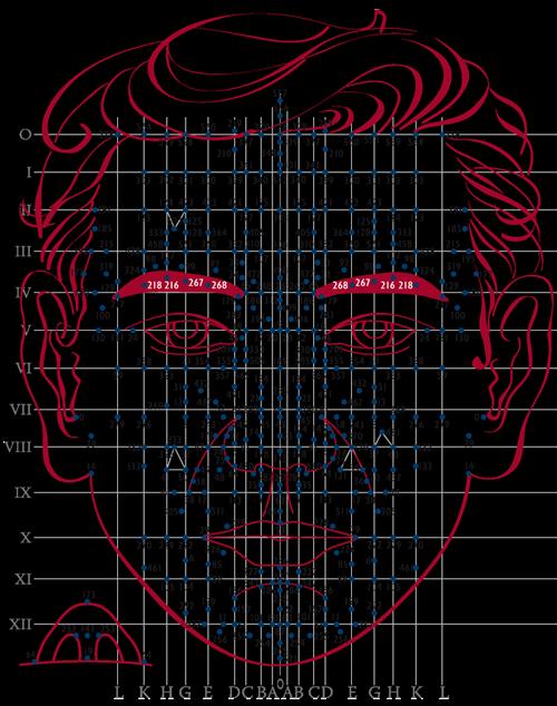 Как нарисовать фигуру в фотошопе из линий